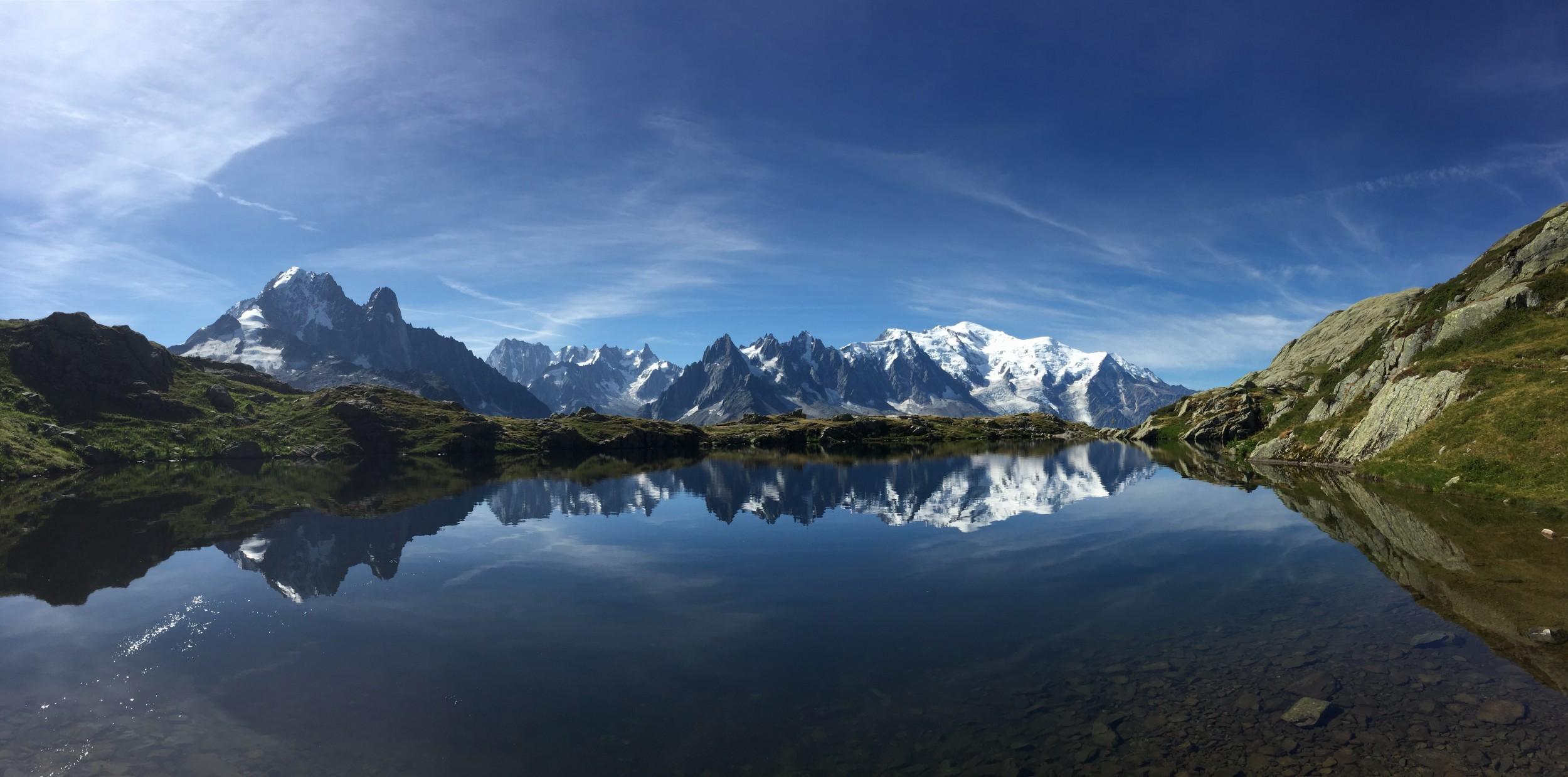 Rando vers le Lac Blanc