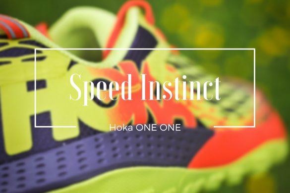 Hoka One One Speed Instinct