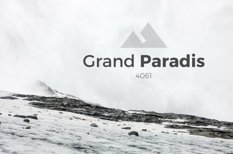 Ascension du Grand Paradis