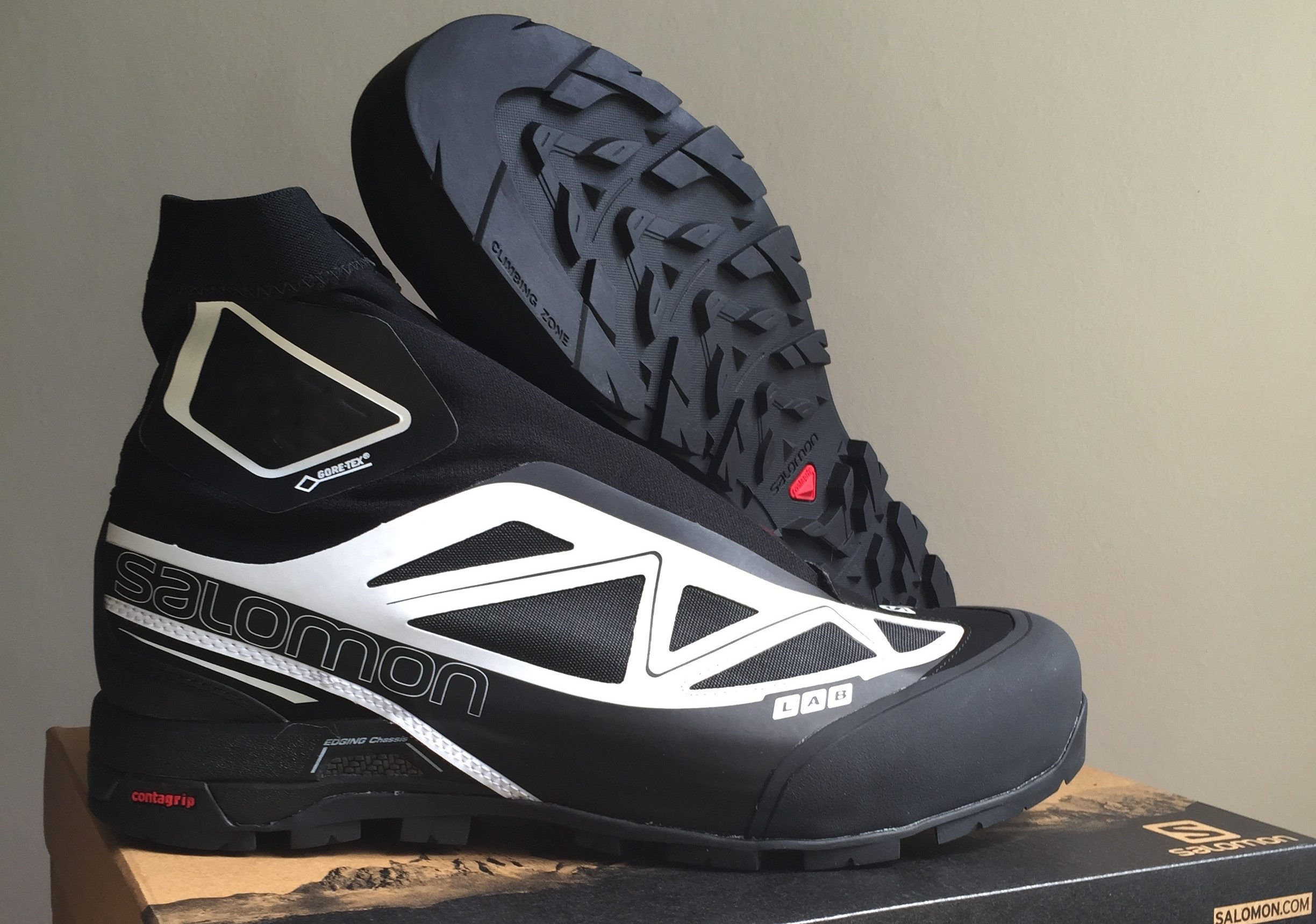 Salomon S-Lab X-Alp Carbon GTX