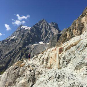 Randonnée Glacier Blanc