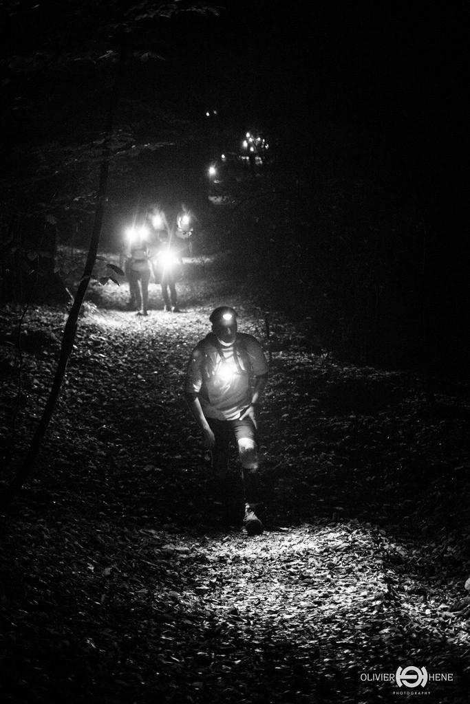Olivier Hêne - Trail des Lumeçons 2015