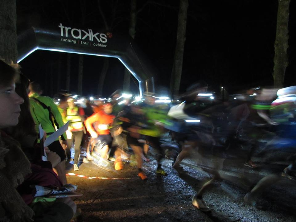 Maredsous Christmas Night Trail