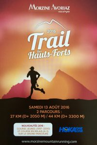 Trail des Hauts Forts 2016