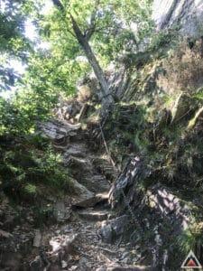Trail du Hérou