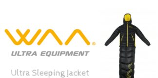 WAA Ultra Sleeping Jacket
