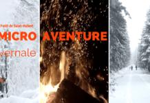 MicroAventure hivernale dans la Grande Forêt de Saint-Hubert