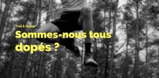 Dopage et Trail running