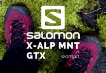Salomon X ALP MNT GTX