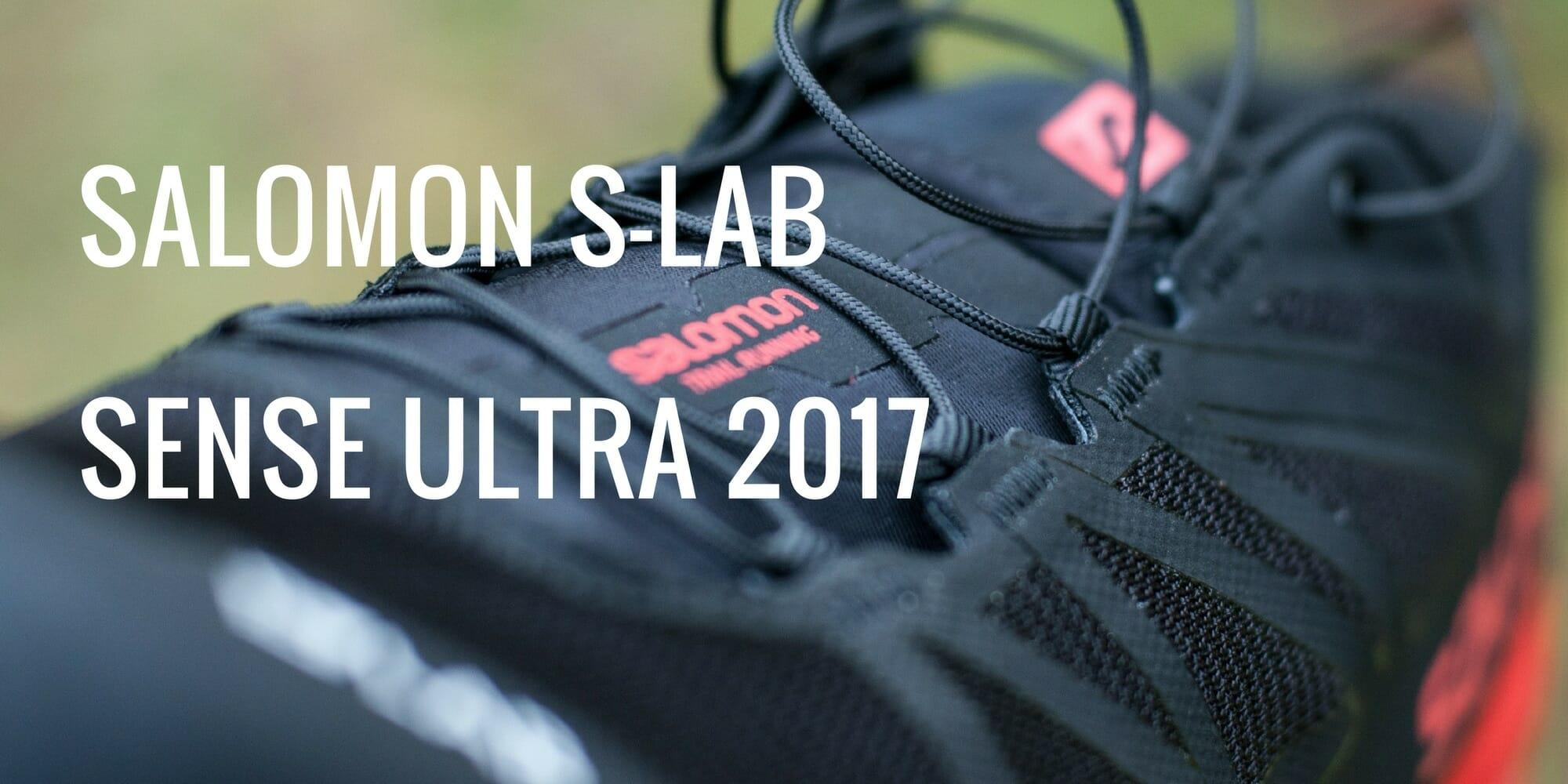 sale retailer ac633 a1661 TEST   Salomon S-Lab Sense Ultra 2017   Sentiers du Phoenix