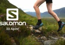 Salomon S-Lab XA Alpine