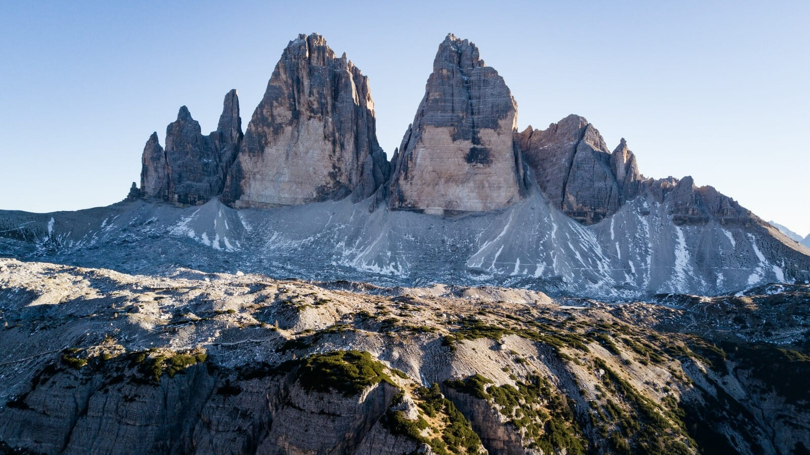 Randonner dans les Dolomites