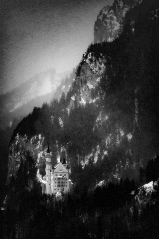 Château du Neuschwanstein