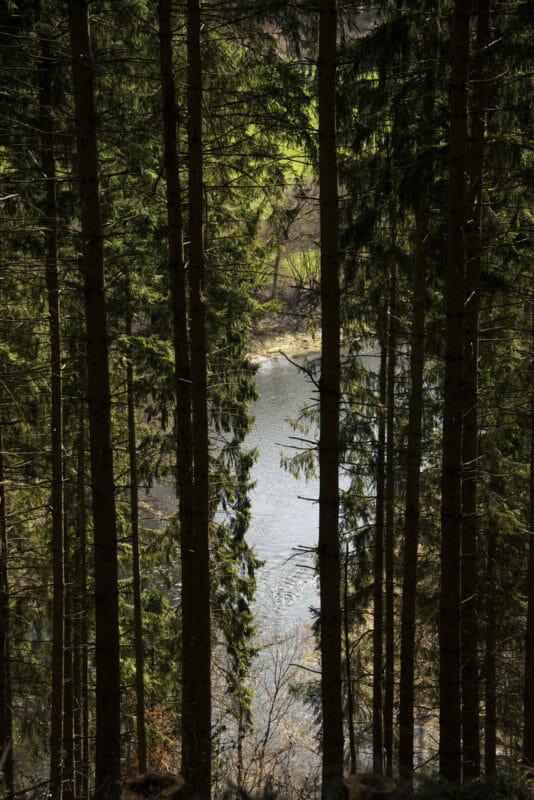 Packraft en Ardenne Descente de l'Ourthe