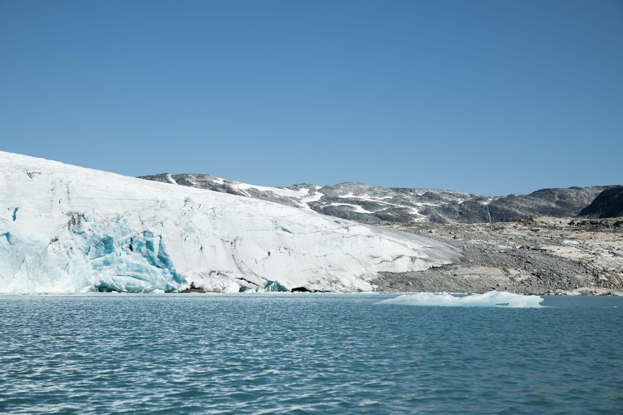 Packraft et randonnée glaciaire sur le Jostedalsbreen
