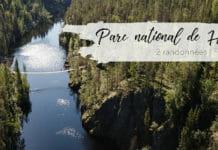 Deux randonnées à Hossa en Laponie finlandaise
