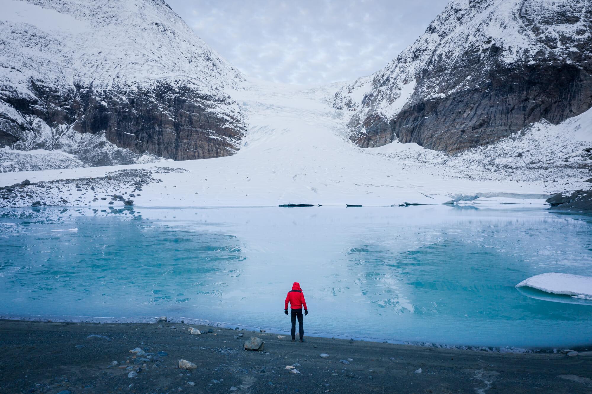 Glacier de Steindalen