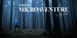 Microaventure en Ardenne