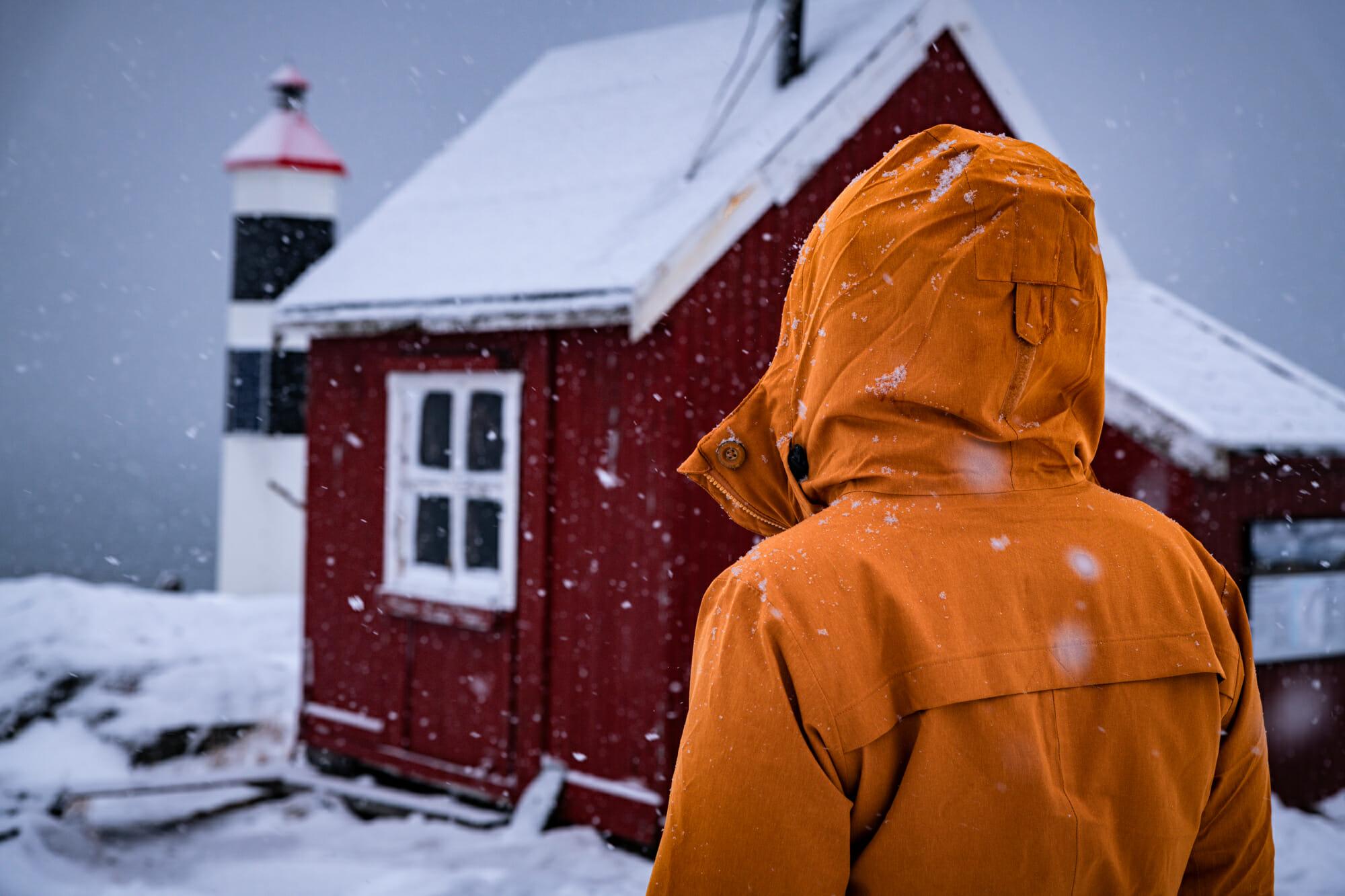 Phare de Lyngstuva Norvège