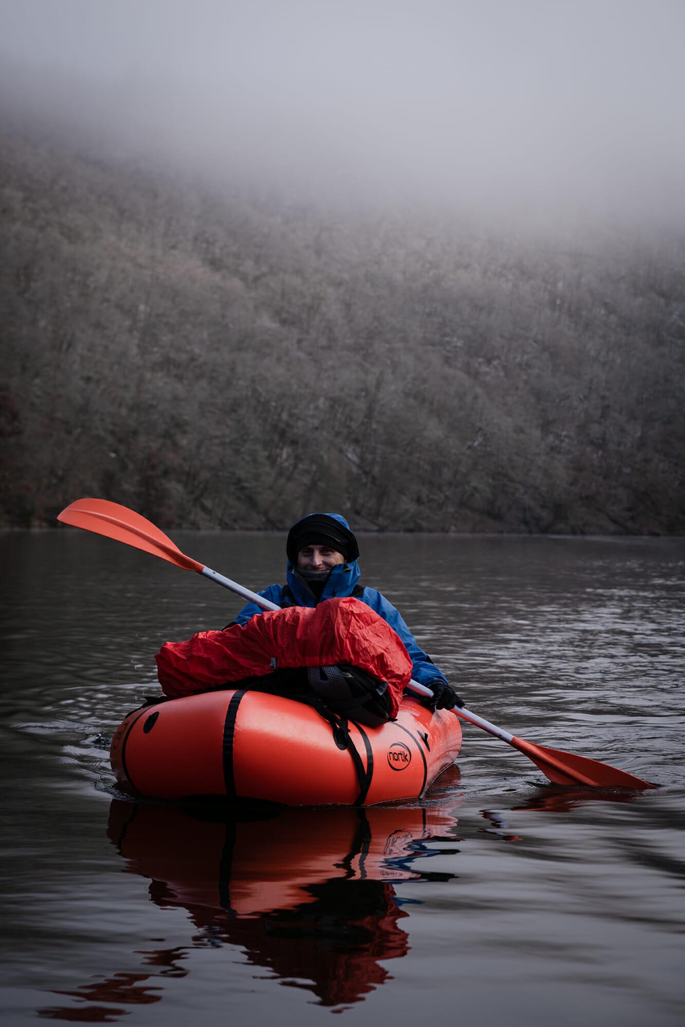 Paxckraft sur le Lac de Nisramont