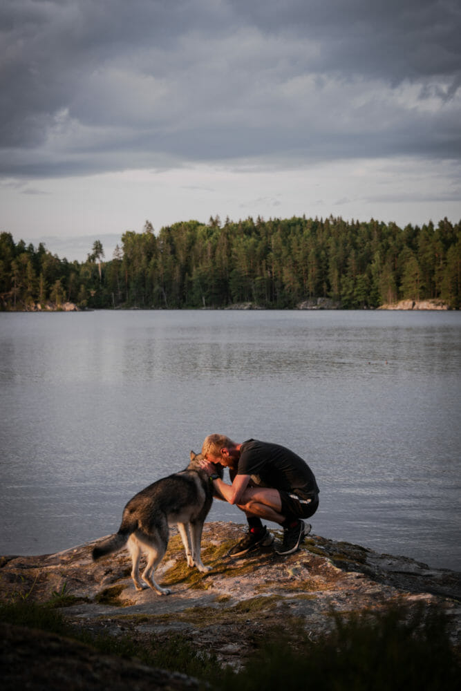 Flóki en Suède